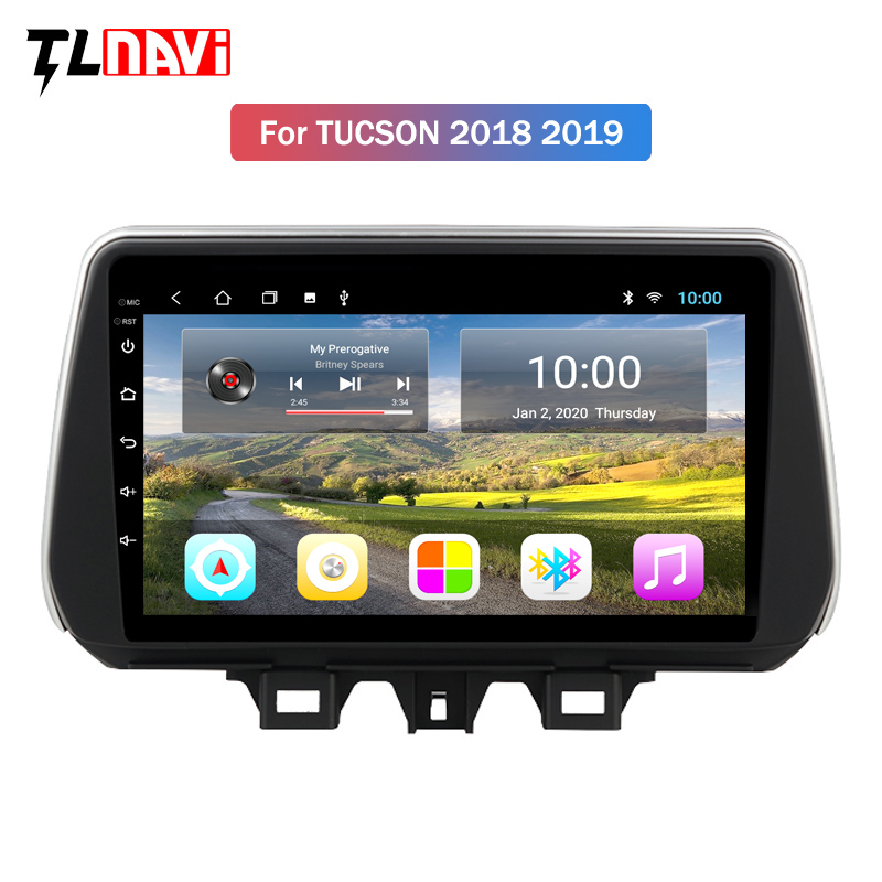 android 9.0 RAM 2G <font><b>car</b></font> gps dvd player <font><b>for</b></font> <font><b>hyundai</b></font> <font><b>Tucson</b></font> ix35 2018 2019 <font><b>car</b></font> <font><b>radio</b></font> multimedia navigation stereo image