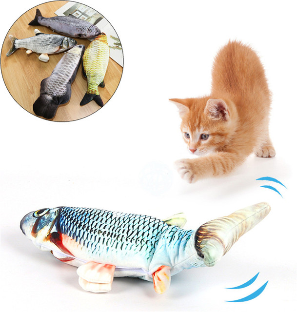 Electric Cat Toys