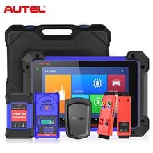 Autel maxim im608 obd2 ferramenta de diagnóstico immo chave programação atualização im508 + mk908