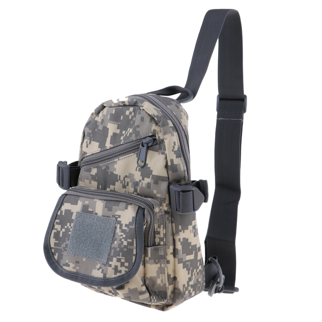 Outdoor Hiking Backpack Travel Carry Bag Hunting Day Pack Rucksack 5 Color Oxford Cloth Sport Backpack