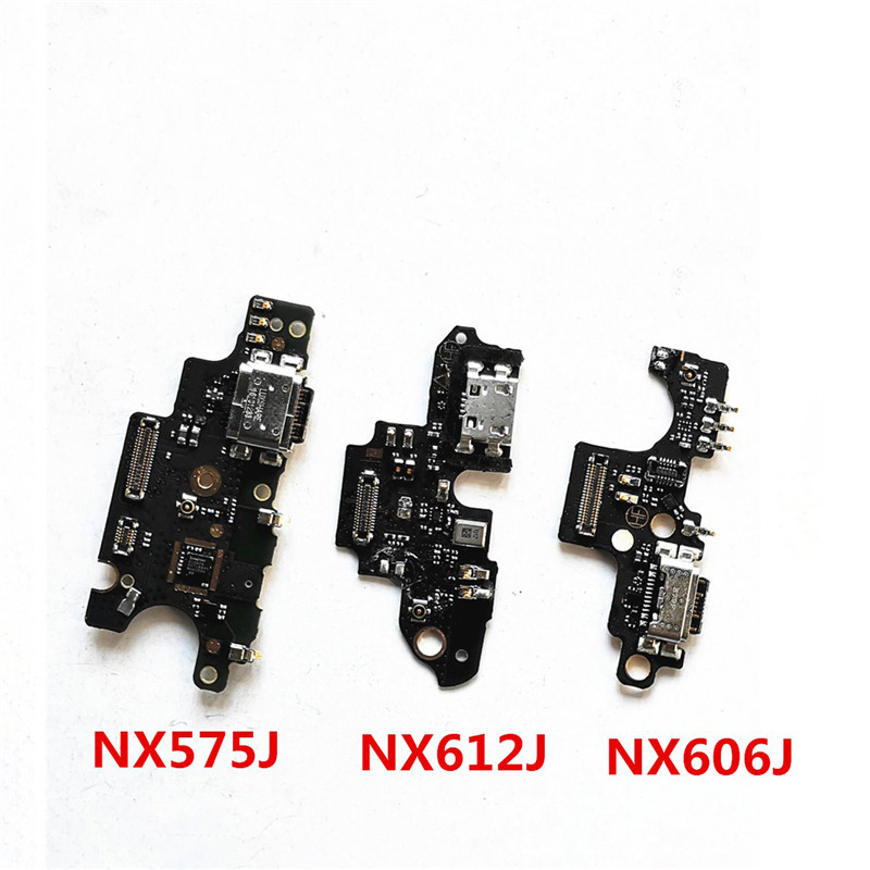 For ZTE NX575J NX612J NX606J USB Charging Port Dock Connector Flex Cable USB Jack Charging Dock Connector Parts(China)
