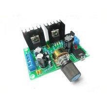 SOTAMIA Mini TDA2030 wzmacniacz mocy karta audio 2*15W 2.0 wzmacniacze Stereo DC/AC12V DIY nagłośnienie głośnik kina domowego