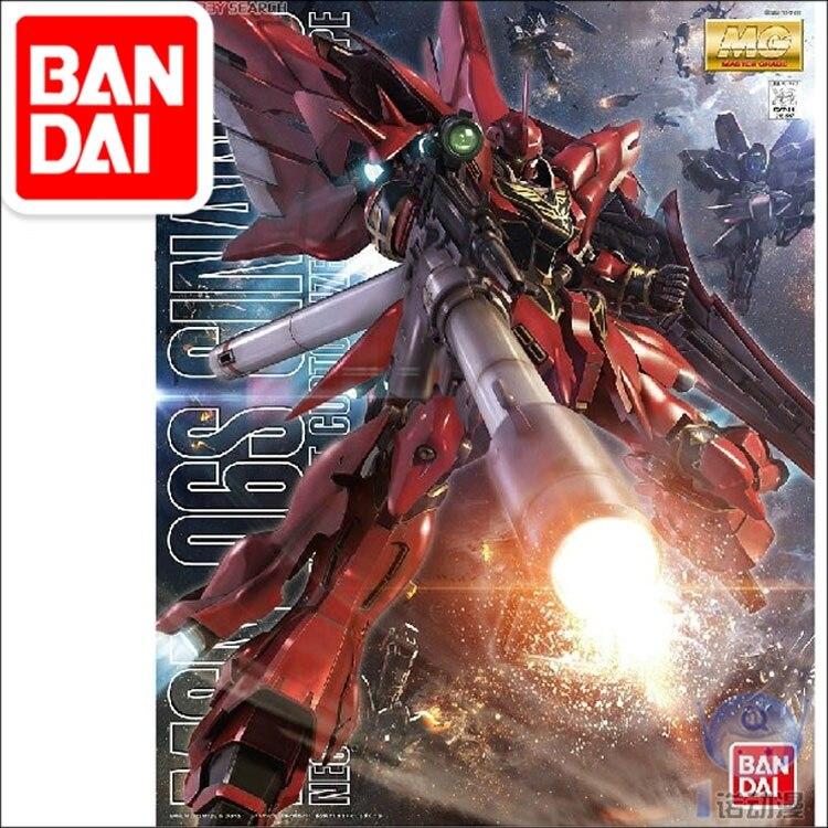 Original Gundam NT White Sazabi Model NARRATIVE MSN-OGS-2 SINANJU STEIN Freedom Mobile Suit Kids Toys