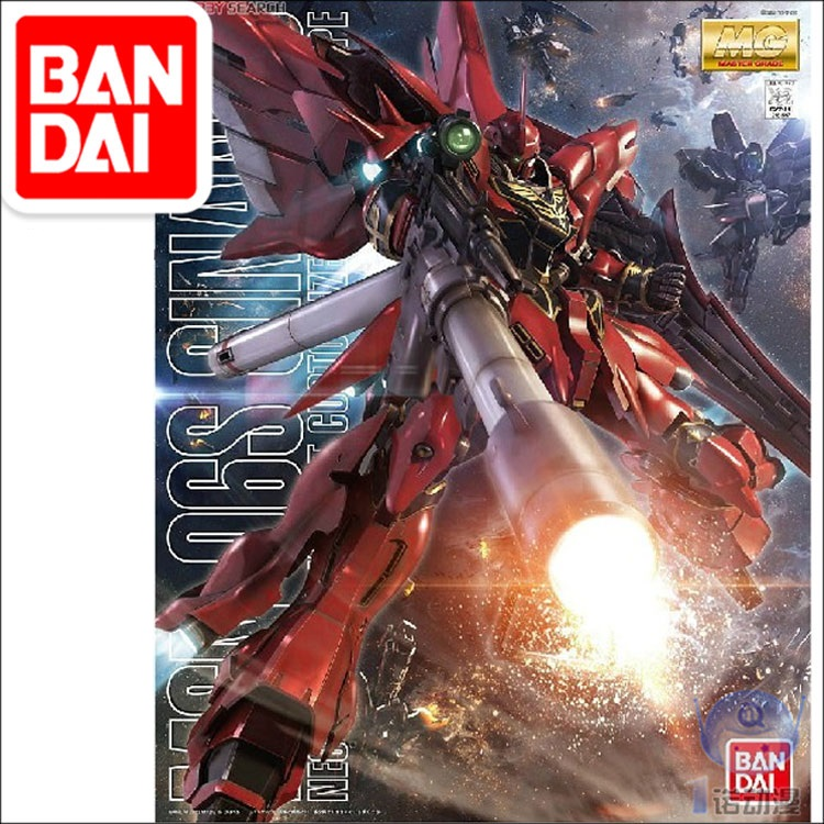 Original Gundam NT White Sazabi Model NARRATIVE MSN OGS 2 SINANJU STEIN Freedom Mobile Suit Kids Toys