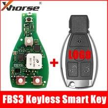Xhorse xsbz01en vvdi mb universal para benz fbs3 keyless chave inteligente renovável 433/315mhz