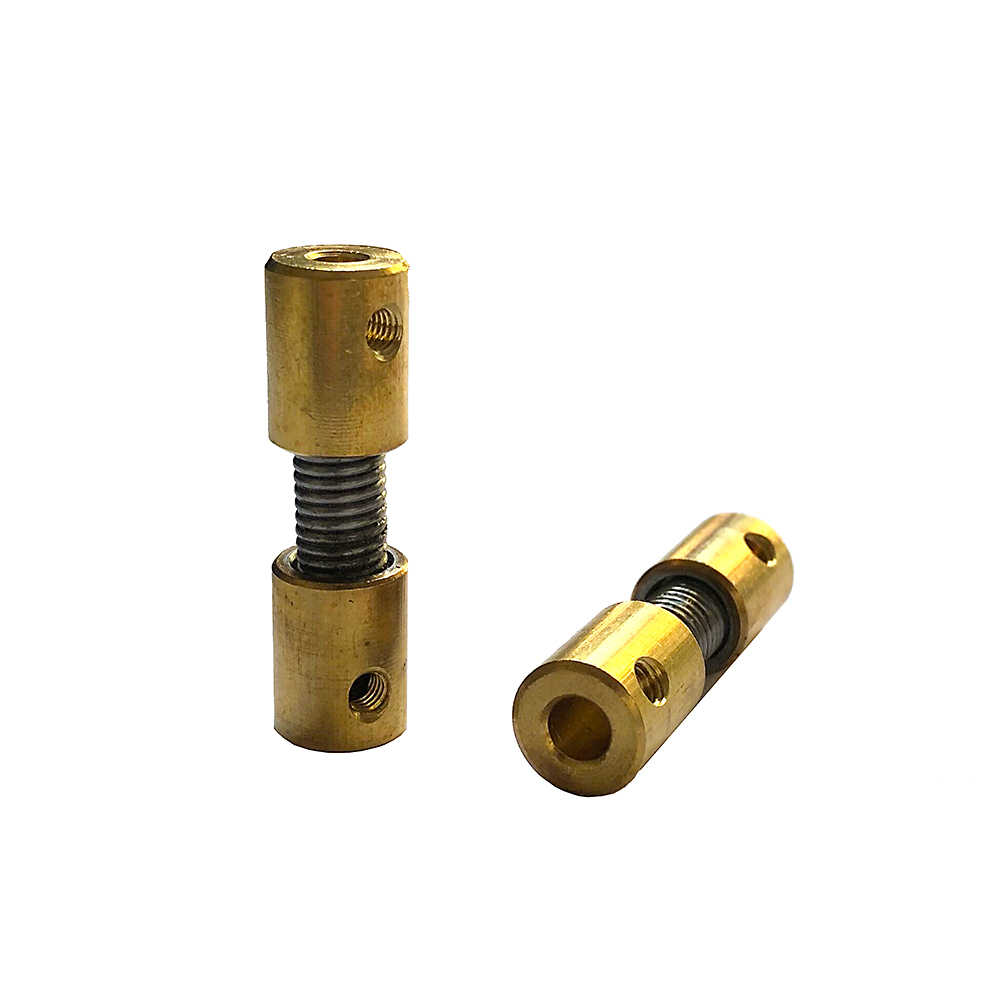 2PCS Soft Flexible Coupling Spring Joint Connector for RC Boat Feeding Ship Motor Shaft Spare Parts|Parts & Accessories| - AliExpress