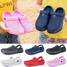 Men Women Slippers Outdoor Sandals Home Garden Comfy Clogs Beach Water Shoes