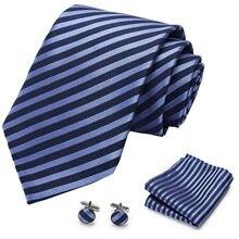 100% шелковый галстук для мужчин с пейсли цветами набор галстуков