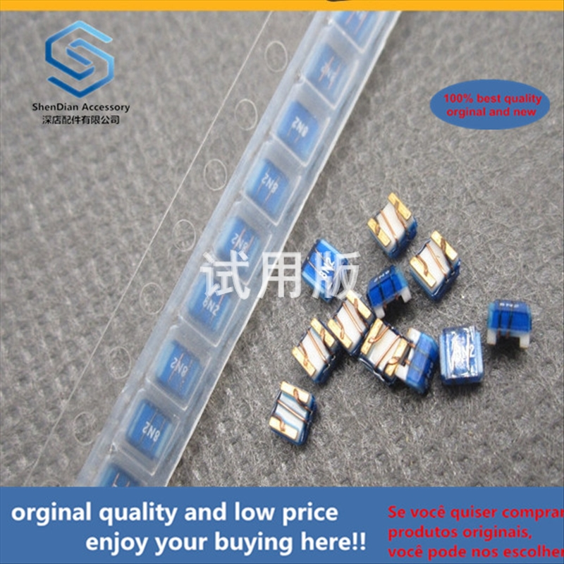 50pcs 100% Orginal New Best Quality FHW1008UC8N2JGT SMD Ceramic Winding Inductor 2520 1008 8.2nH 1000mA