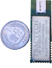 DWX1000 Ultra-wideband Long-distance Low-power RF Module DWM1000 Upgrade UWB Ranging Positioning(China)