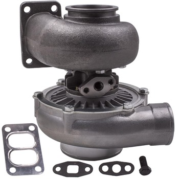 T70 Turbo Universal turbine .82 A/R T3 Flange Oil turbocharger Turbolader 550HP V Band  for 1.8L-3.0L engine