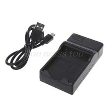 Батарея Зарядное устройство для Nikon EN-EL14 Coolpix P7000 P7100 D3100 D3200 D5100 D5200