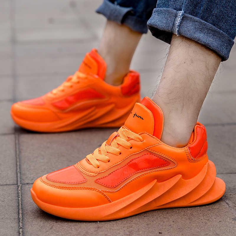 BomKinta Orange Yellow Color Stylish