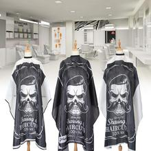 2019 Professional Cutting Hair Waterproof Cloth Salon Barber Cape Hairdressing Hairdresser Apron Haircut Capes For Adult 1 pcs random color best new sketch hair salon cutting barber hairdressing cape for haircut hairdresser apron cutting hair capes