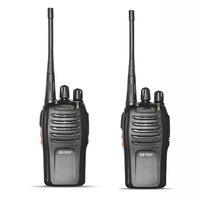 רדיו דו כיווני 2pcs ניו מכשיר הקשר רדיו דו כיווני תחנת משדר שני הדרך רדיו Communicator USB טעינה ווקי טוקי WT666S (2)