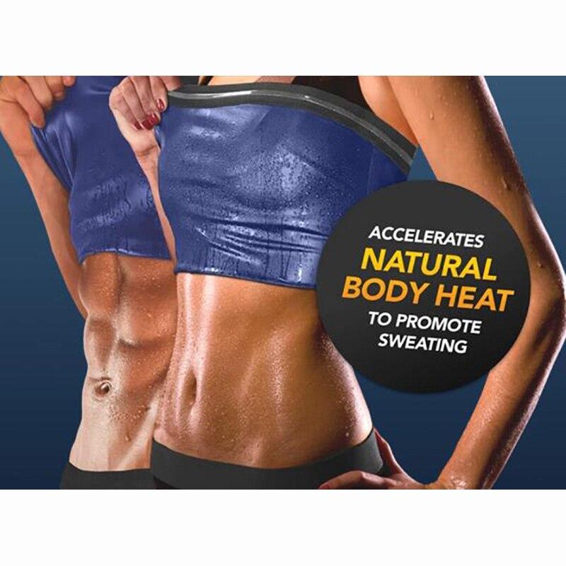 Hot Body Shaper Sauna Vest Gym Top Sweat Hot Shaper Men Instantly Shapes Slims Fitness Vests Women Workout Sport Shirt Shapers