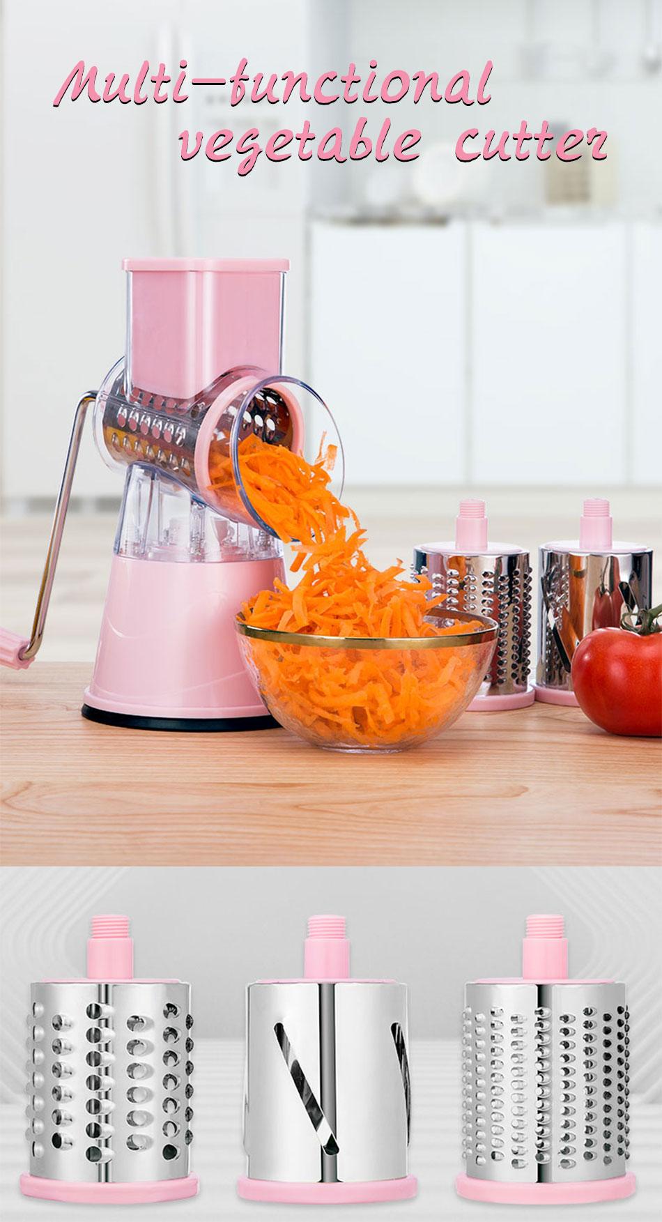 Potato Carrot Grater Slicer