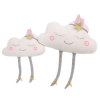 healing Indian Cloud pillow plush toys stuffed sussion Baby Accompany Doll Xmas Gifts toys for children
