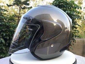 2019 New Top hot ARAI 3/4 helmet motorcycle helmet half helmet open face helmet casque motocross Capacete