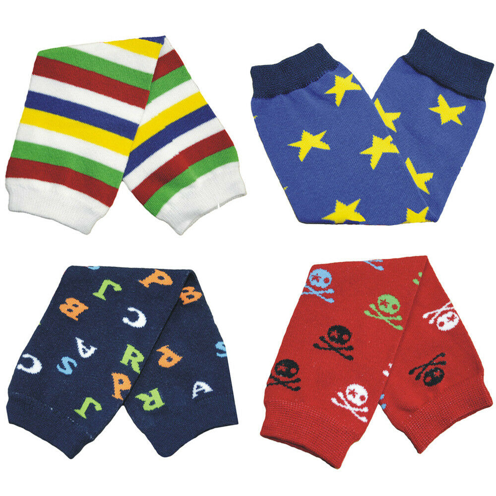 Fashion Baby Child Kid Skull Star Stripe Long Socks Tights Arm Leg Warmers NEW WATXW0022