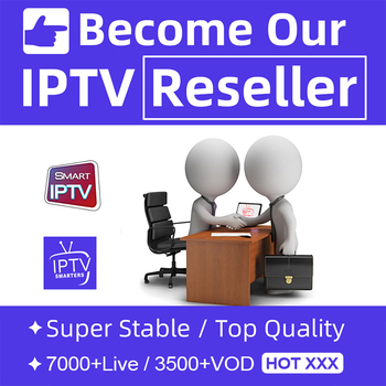 IPTV Reseller Panel M3u Germany Spain IPTV Adult Subscription 1 Year IPTV Code 4k Portugal Morocco Turkey Free Test Android Mag