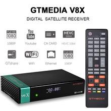 GTmedia V8X satellite Empfänger Gtmedia V8 NOVA update DVB-S/S2/S2X Gebaut in Wifi Unterstützung Unicable und CA karte slot GT Media V8X