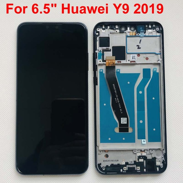 """Original 6.5"""" for Huawei Y9 2019/ Enjoy 9 Plus LCD Display Touch Screen Digitizer Assembly LCD Display TouchScreen Repair Parts"""