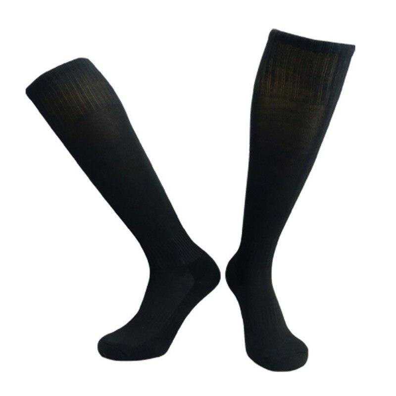 Football Socks Long Thickening Towel Bottom Sports Socks Breathable Sweat Adult Children Training Soccer Football Stockings