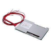 7 s 24 v 100a li ion bateria de lítio placa de proteção ups energia inversor bms pcb placa com equilíbrio para scooter elétrico ebike|Acessórios para baterias| |  -