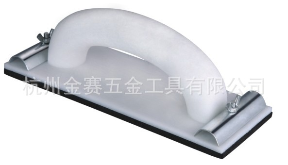 Profession Production White Plastic Handle Sand Wall, Plastic Handle Claying Board