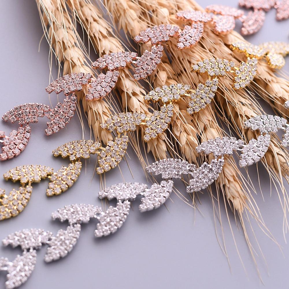 TRiXY S198 Shinny Diamond Wedding Belts Satin Rhinestone Belt Wedding Dress Belt Wedding Accessories Bridal Ribbon Sash Belt