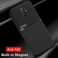 Für Xiaomi Mi 9T 10T 9 8 Lite Poco X3 NFC F3 M3 Anti Schock Magnet Stoßfest Fall abdeckung Für Redmi Hinweis 8 9 10 Pro 7 8T 9C 9S 9T