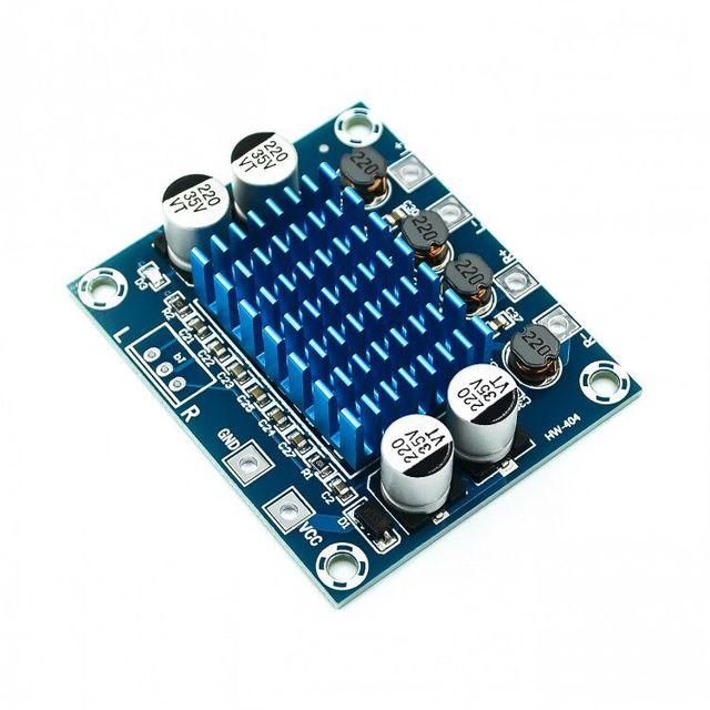 TPA3110 XH A232 30W + 30W 2,0 canales Digital estéreo Audio potencia amplificador placa CC 8 26V 3A