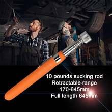1 шт телескопическая магнитная ручка для захвата гаек