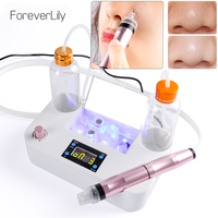 Portable Oxygen Spray Water Injection Hydro Jet Beauty Machine Blackhead Clean Skin Rejuvenation Oxygen Facial Care Tools