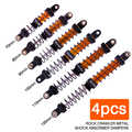 4PCS Rock Crawler Metall Stoßdämpfer Dämpfer 70mm 80mm 90mm 100mm 110mm 120mm für AXIAL SCX10 D90 CC01 TRX-4