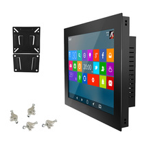 """""""12"""""""" 10"""""""" 15 inch Industrial tablet Panel PC Desktop Computer Resistive Touch Core i3 Windows XP/7/10 system USB SSD WiFi mini pc"""""""