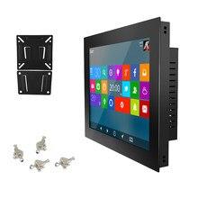 Промышленный планшет, 12 дюймов 10 дюймов 15 дюймов, ПК, настольный компьютер, резистивный сенсорный процессор Core i3 Windows XP/7/10, USB SSD Wi-Fi, мини-ПК