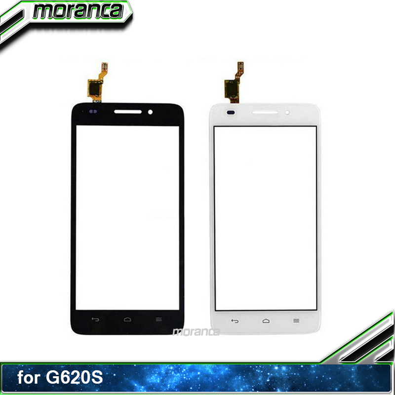 5.0 Inch Screen For Huawei G620S G621 8817E 8817S Touch Screen Digitizer Touch Panel Front Glass Lens Sensor Replacement Parts