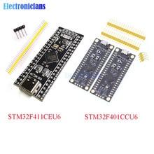 Placa de desarrollo de interfaz MICRO USB tipo c para Arduino, placa de desarrollo para Arduino, STM32F401CCU6 STM32F411CEU6 STM32F401
