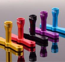 Nouveaux outils De maintenance en aluminium ENRON, clé hexagonale De 7mm 80130 pour clés en Nylon RC M4