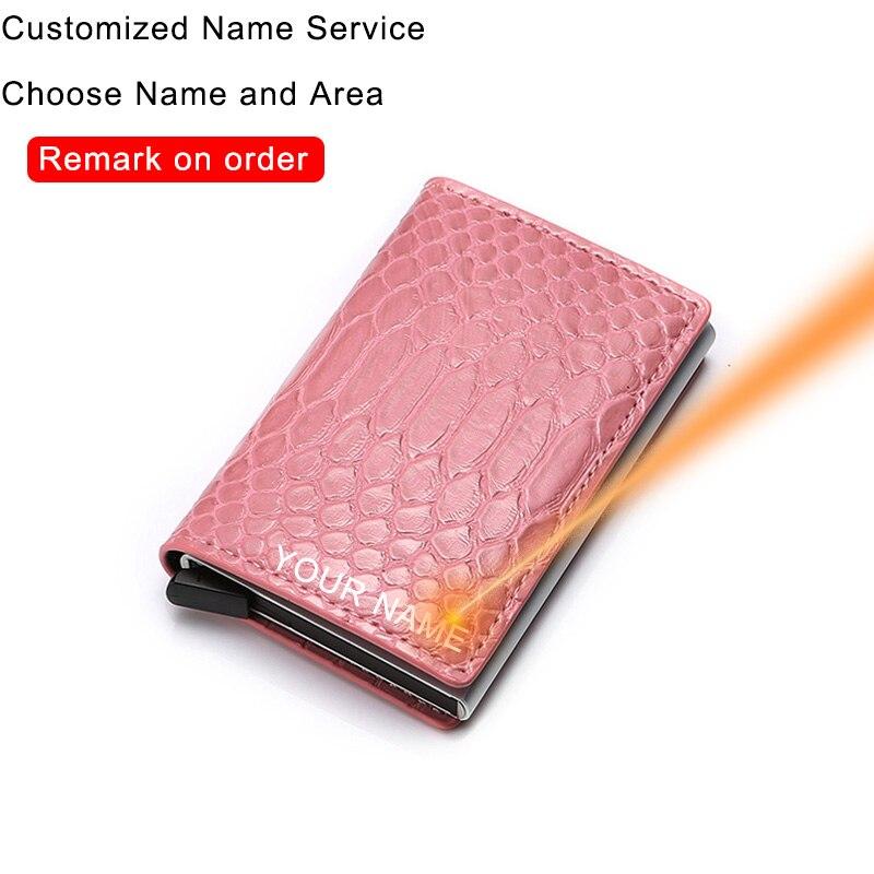 DIENQI Rfid Card Holder Mini Handbag Men Women Clutch Bag Small Purses And Handbags Vintage Pink Ladies Hand Bags Sac Main Femme