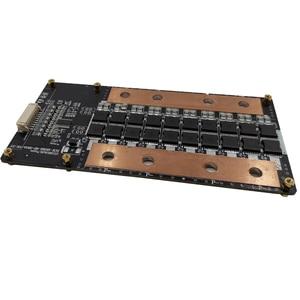Image 2 - 350A 8S 3.2V LiFePO4 24V بطارية BMS PCB لوح حماية توازن * DE