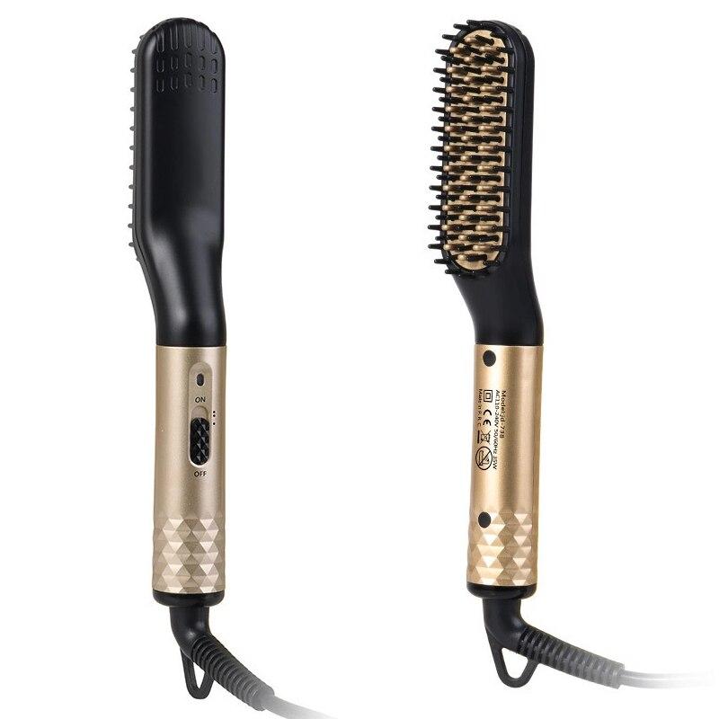 Beard Straightener Brush 17