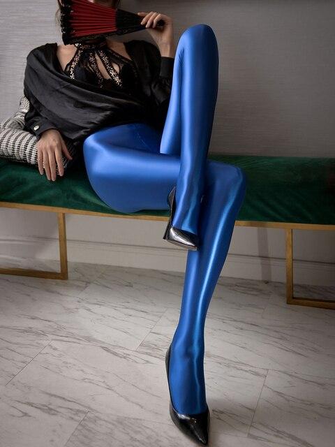 Shiny Spandex Pantyhose/Leggings