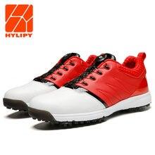 Размеры 38 45; Обувь для гольфа мужчин; Водонепроницаемая обувь