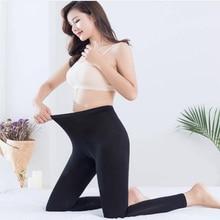Solid Color Leggings S 7xl Women Modal Cotton Leggings Long Legging Pants Grey Black White Pink Navy 6XL 5XL 4XL 3XL XXL XL L XS