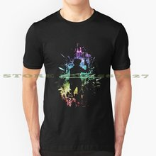 Knockin' At Heaven'S Door Fashion Vintage Tshirt T Shirts Anime Animation Cartoon Cowboy Bebop Space Sci Fi Science Fiction Pop(China)