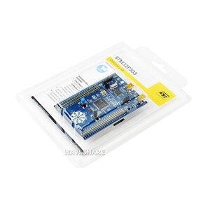 Image 1 - 100% ST Original STM32F3DISCOVERY Discovery Kit STM32F303VCT6 ARM Cortex M4 STM32 Development Board On board ST LINK/V2