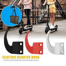 Grip Handle Front Hook Electric Scooter Nylon Outdoor Portable Scooter Skateboard